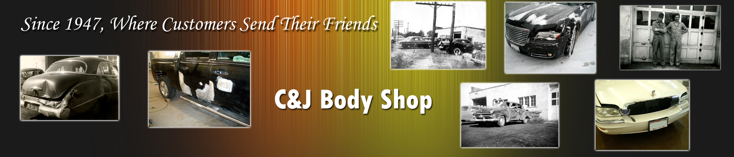 C&J Body Shop